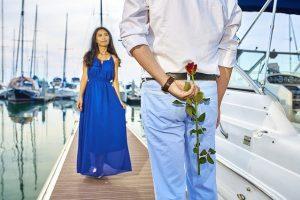 comportement homme amoureux en secret